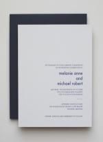 Invitation by dash/wood